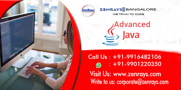 Advance Java Training in Bangalore
