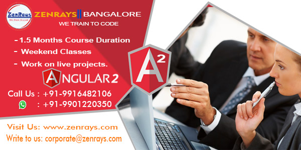 AngularJS training in bangalore