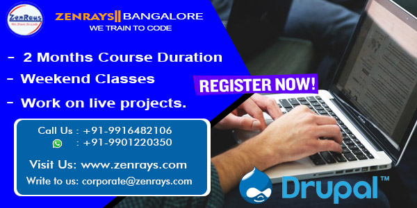 drupal training in bangalore