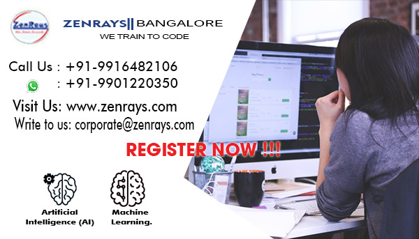 Machine Learning Training in Bangalore
