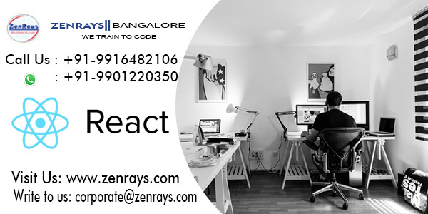 ReactJS Training in Bangalore