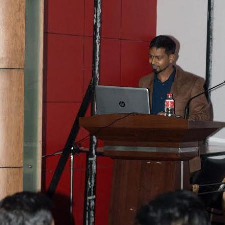 Event at Dayananda Sagar College Of Engineering